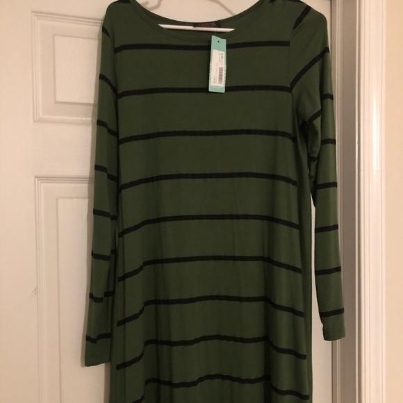 Women's lightweight spring dress